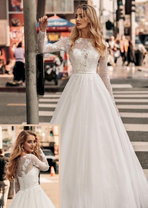 robe de mariée tendance 2021