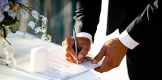 démarches administratives mariage