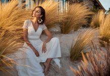 robe de mariée bohème, collection 2021