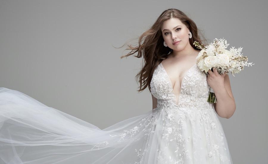 Top 20 Des Plus Belles Robes De Mariee Grandes Tailles 2021 Mariee Fr