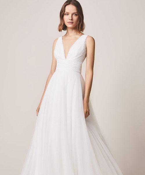 Robe de mariée empire - mariée.fr