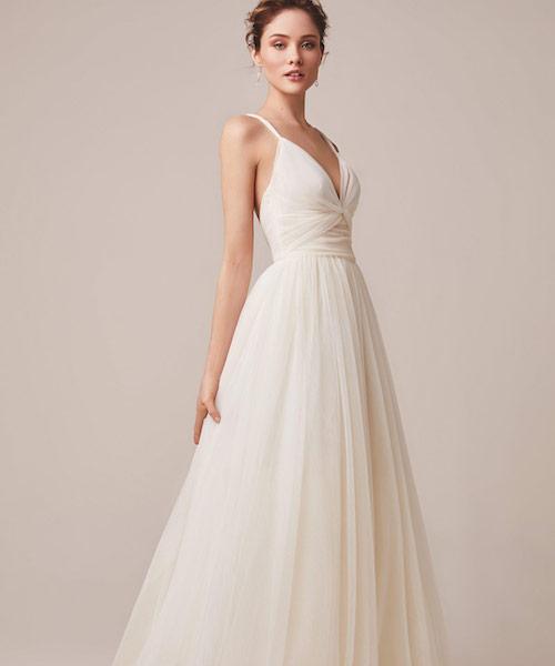 robe de mariée empire