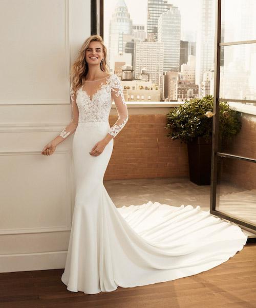 robe de mariée sirene 2020