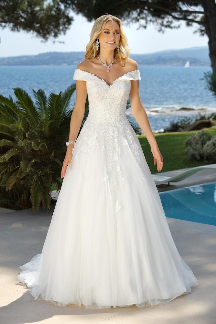 robe de mariée princesse Ladybird, collection 2020
