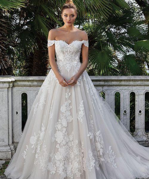 Robe de mariée princesse - mariée.fr