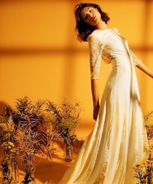 robe de mariée mariage champêtre