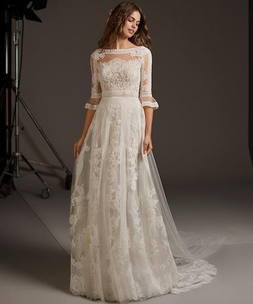 robes de mariée style boheme - 57% remise
