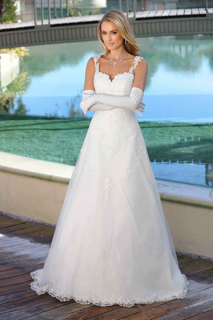 robe de mariée princesse Ladybird