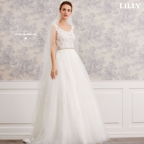 collection robe de mariée 2020 LILLY