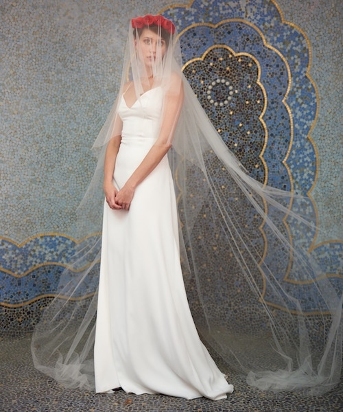robe de mariée simple