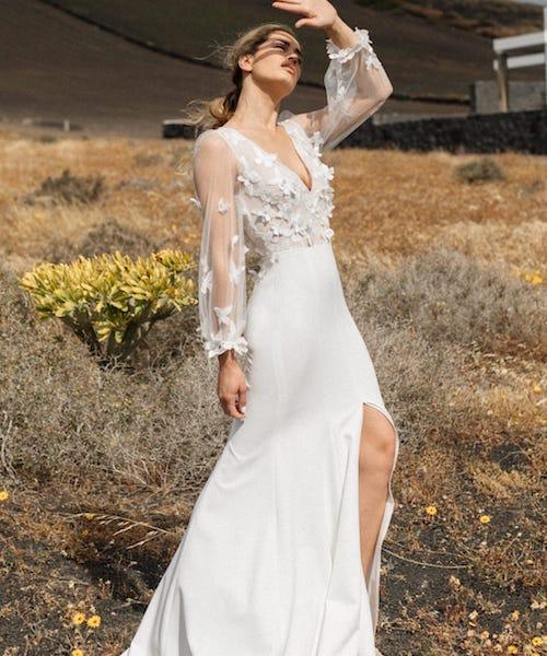 robe mariée mariage champêtre