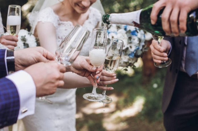 conseil choix vin mariage