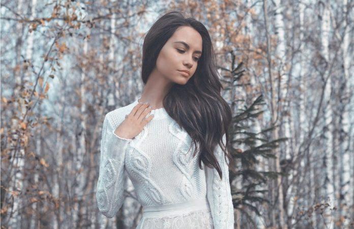 mise en beauté mariage hiver