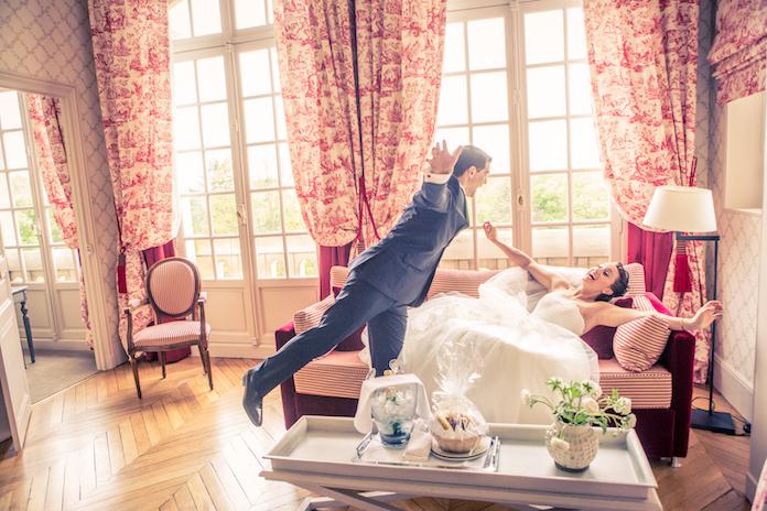 Château de la Tour, réception mariage