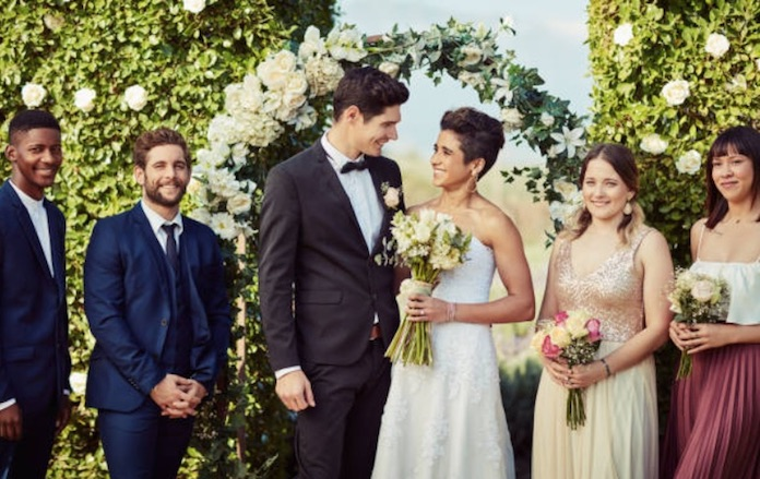 témoins de mariage