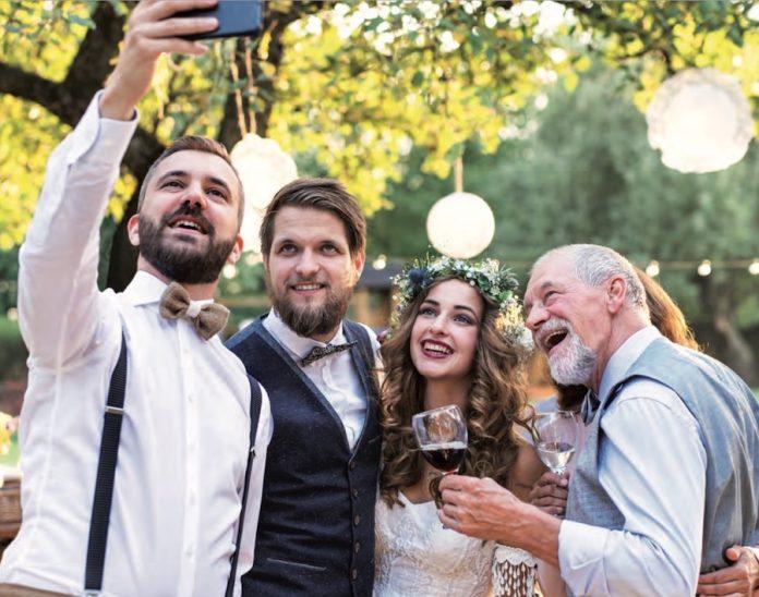 réception mariage, invités mariage