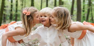 tenue enfants mariage