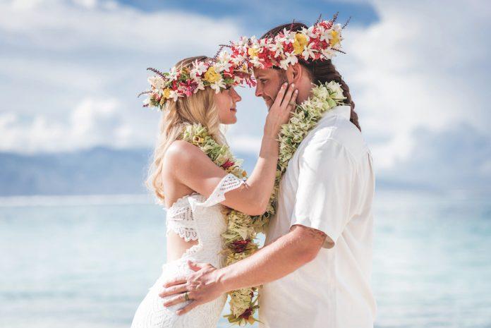 mariage en Polynésie