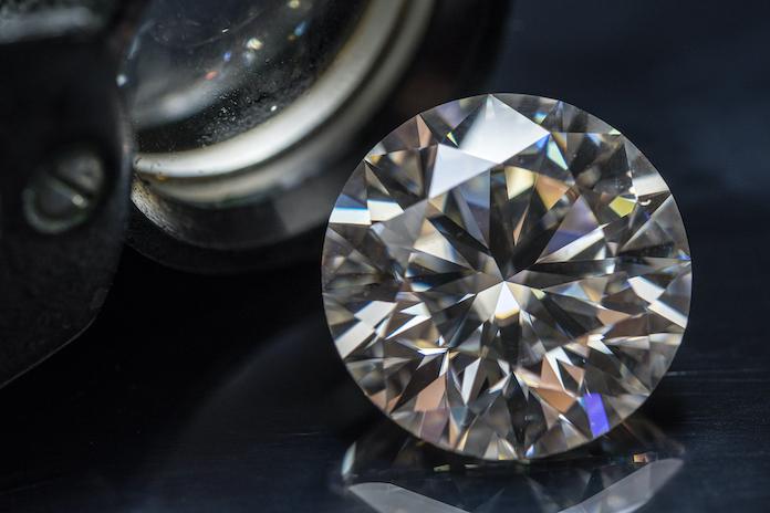 alliance en diamant Celinni