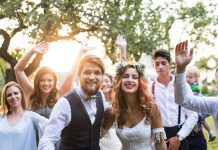 mariage en petit comité