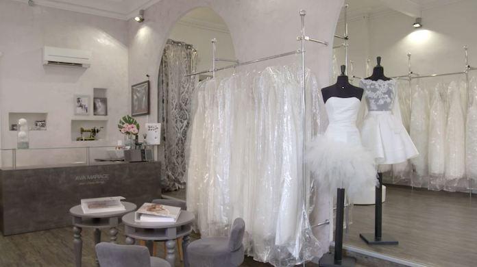 boutique robe de mariée Marseille