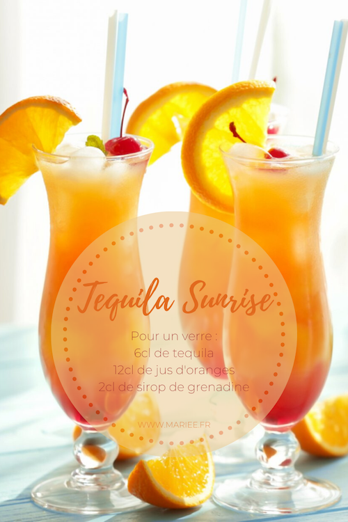 recette cocktail mariage
