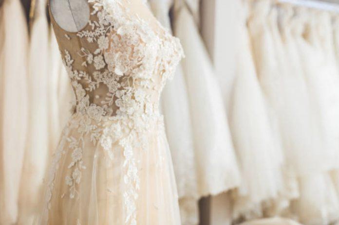 prix d'une robe de mariée