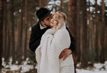 mariage hiver
