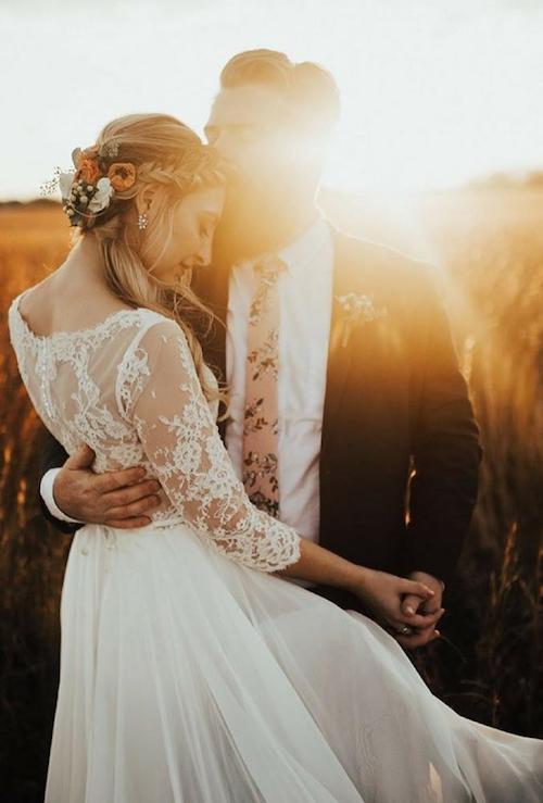 mariage automne