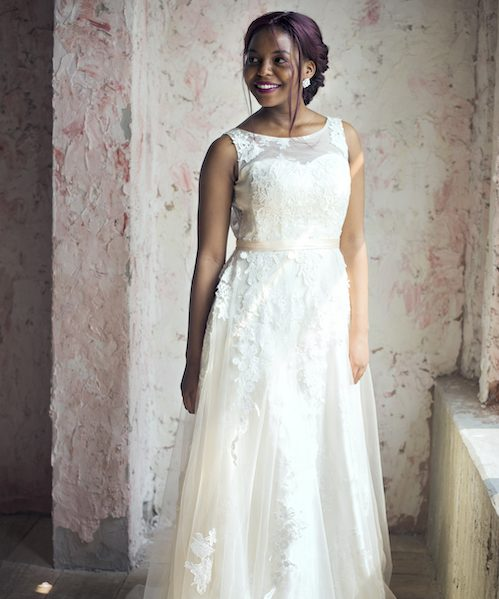 budget robe de mariée