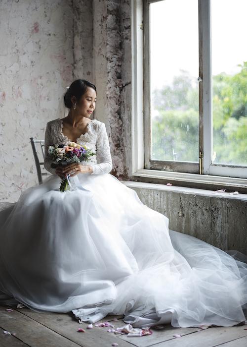 tarif robe de mariée
