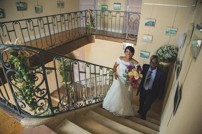 mariage thème Bollywood