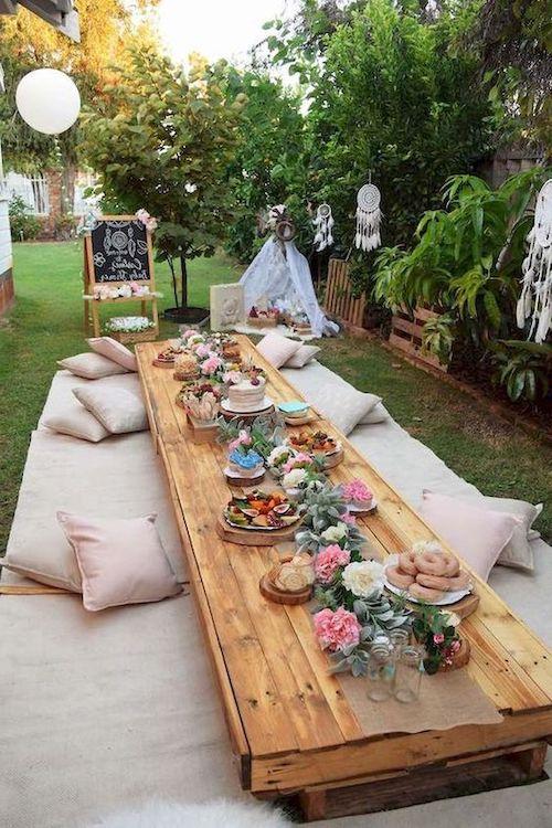 brunch lendemain mariage