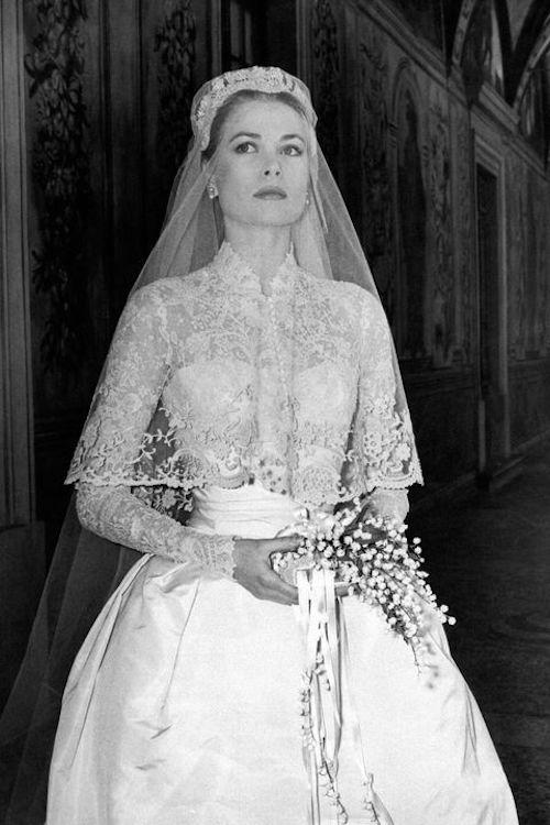 robe de mariée de stars