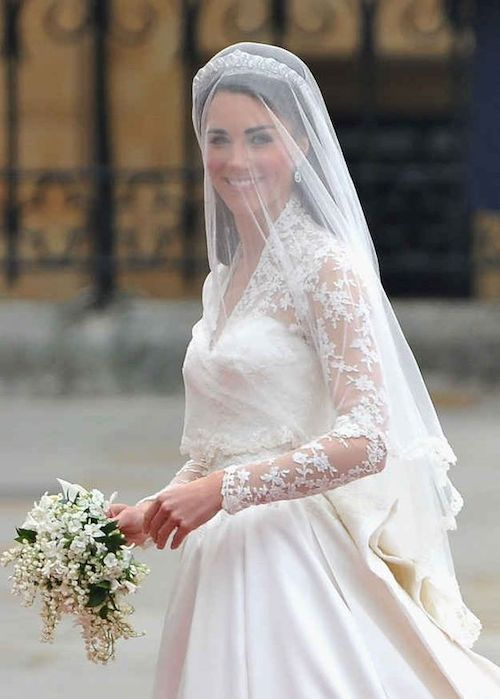 voile mariage princesse
