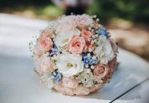 bouquet de roses mariage