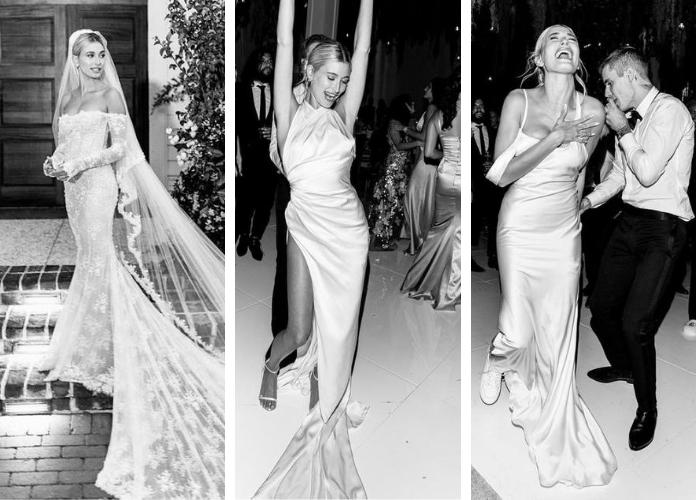 robe de mariée de star