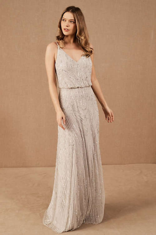 robe de soirée mariage