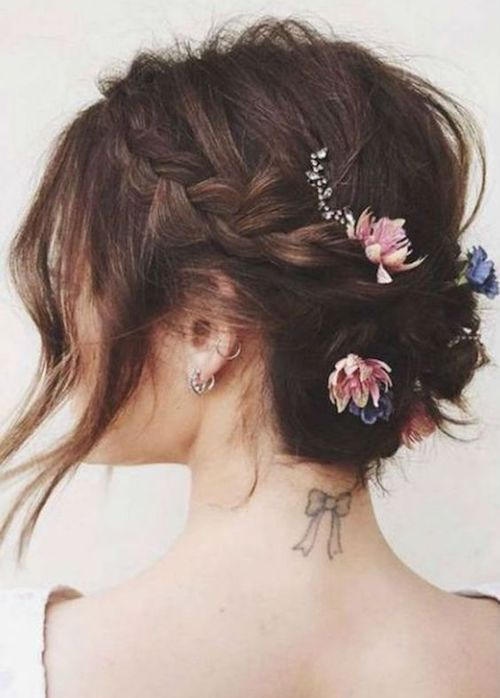 Coiffure Mariage Cheveux Courts Idees Conseils Et Inspirations