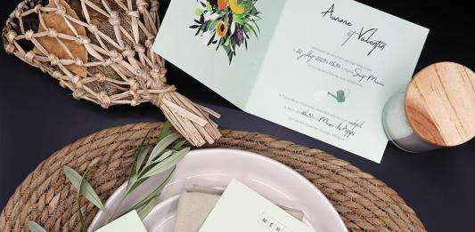 M COMME WEDDING, l'expert de la papeterie mariage éco-créative