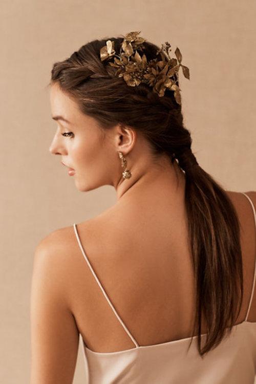 accessoire cheveux coiffure mariage