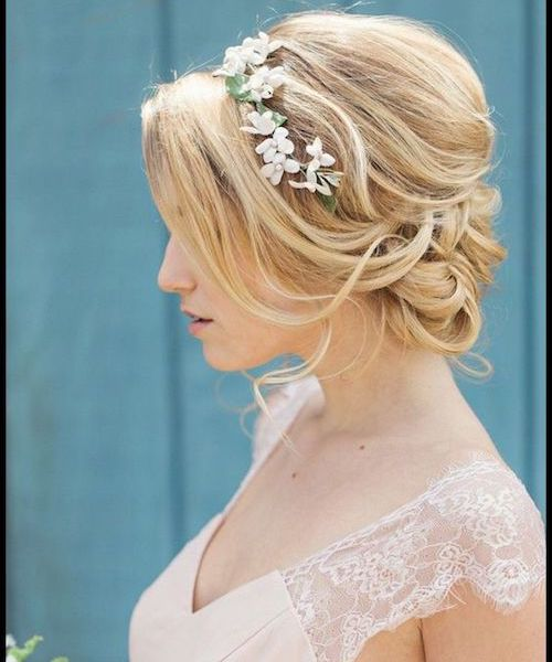 inspirations coiffure mariage bohème