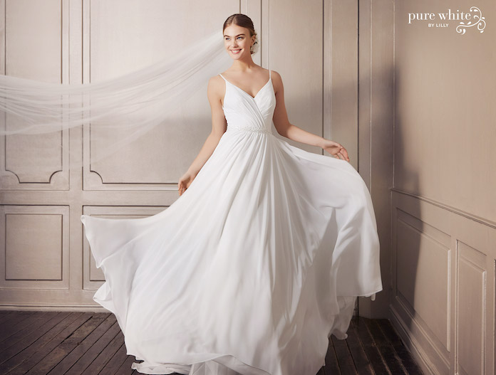 collection 2021 purewhite by Lilly