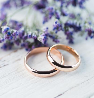 prix alliances mariage