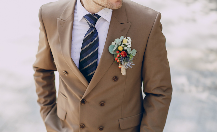 budget costume mariage