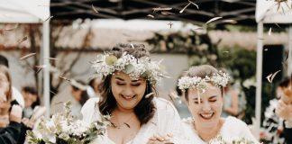 mariage laïque champêtre et chic