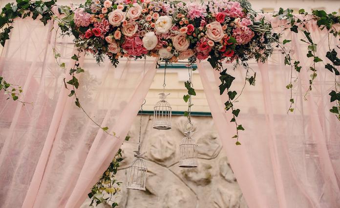 budget décoration mariage