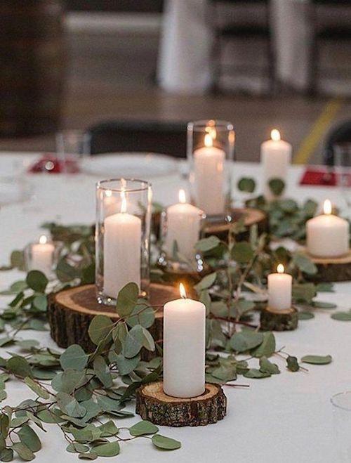 décoration mariage nature