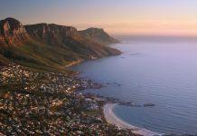 lune de miel en Afrique du Sud