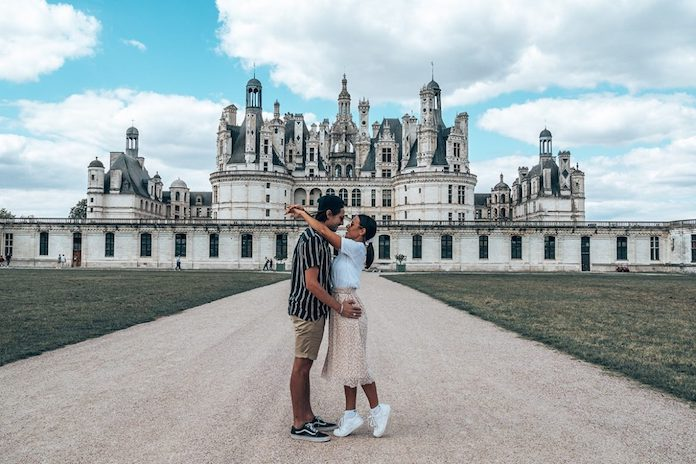 voyage de noces romantique en France
